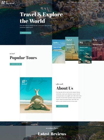 sito web agenzia viaggi turismo pescara