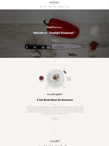sito web ristorante pescara